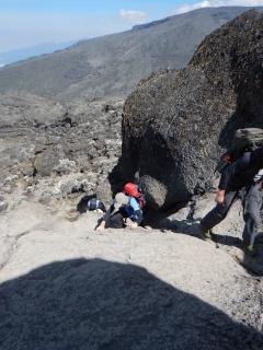 Scaling Mount Kilimanjaro
