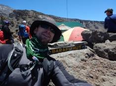 Kilimanjaro Base Camp!