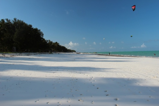 Gorgeous White Sand Beach