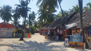Tourist Shops in Paje