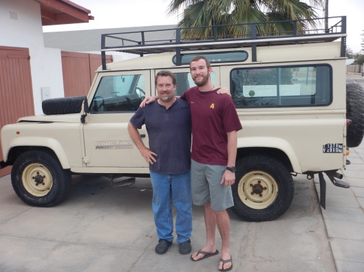 John and I