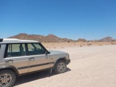 Namibia's Desert Scenery
