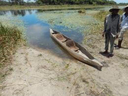 Mokoro Canoe