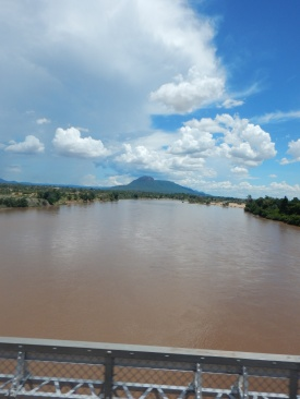 Crossing the Save River