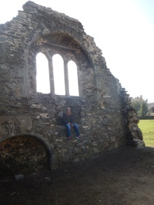 Wicklow Abbey