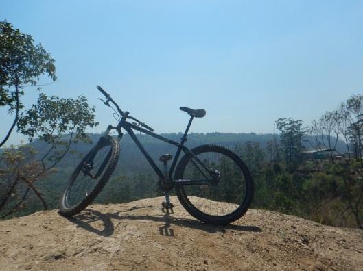 Love Mountain Biking!