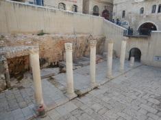 Western Cardo from the Roman-Byzantine Period