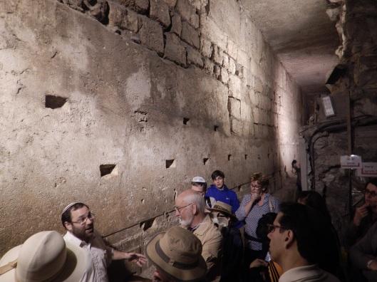 Large Herodian Stone Block