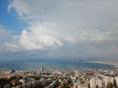 Harbor at Haifa