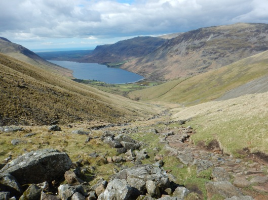 Wast Water Down Below and no it's not Waste!
