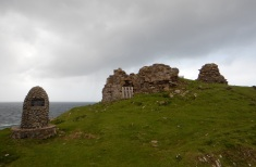 Duntulm Castle...The Remains