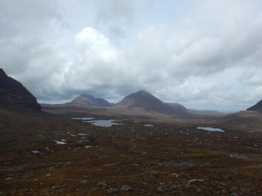 Desolate, Peaceful, and Open Landscape