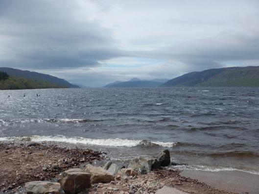 Loch Ness!
