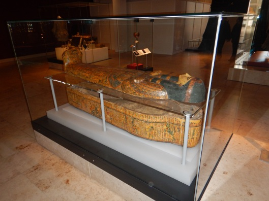 Egyptian Mummy!