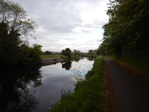 Ride along the river to Lisburn