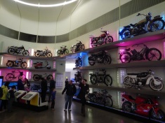 Motorcycle Wall!