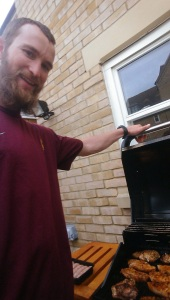 Grilling!