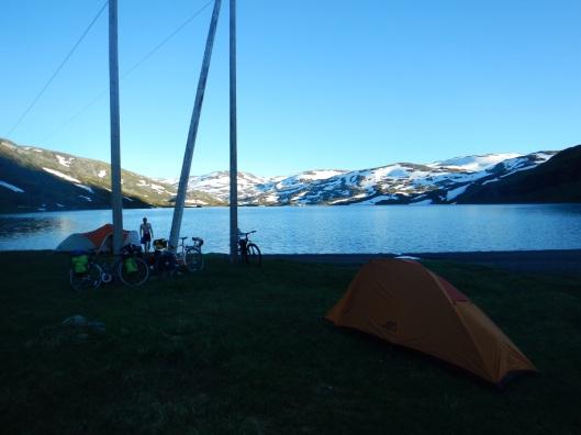 Glorious Camping Spot