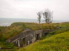 One of Several Bunkers