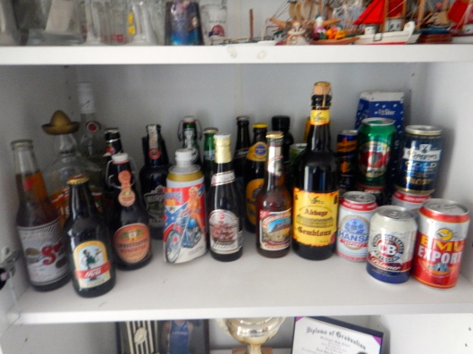 Lasse has undrank beer from around the world!?!