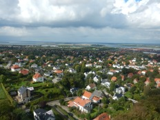 View from Aalborg Tower