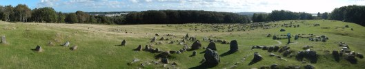 Lindholm Hoje Viking Burial Ground