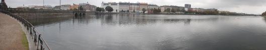 One of Copenhagen's Lakes