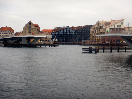Copenhagen is so bike friendly they are building a new bridge just for bicycles