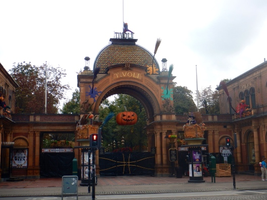 Tivoli-The worlds second oldest amusement park