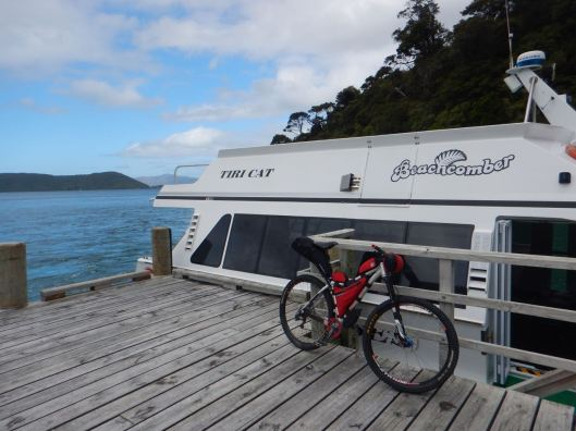 Off the Ferry and Ready to Roll